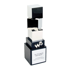 W3 Awards Silver Winner