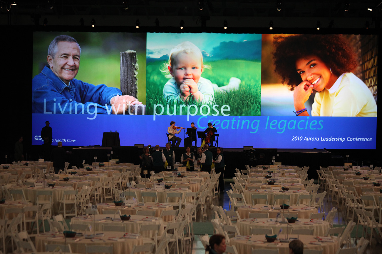 2010 Employee Meeting | When Purpose Works, Aurora Health Care