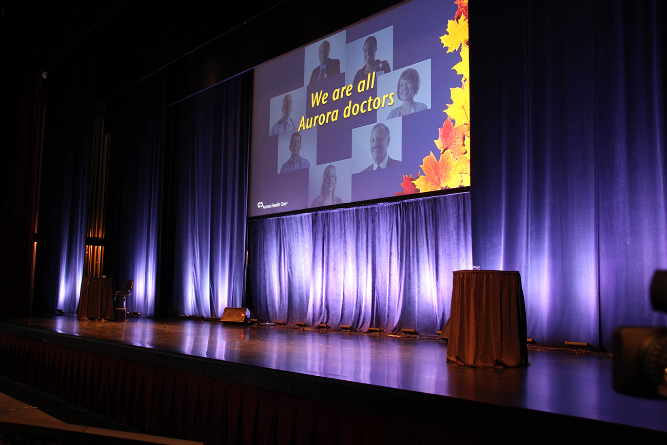 2012 Physicians Meeting | We are All Aurora Doctors, Aurora Health Care