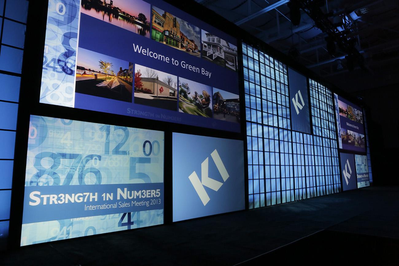 International Sales Meeting 2013 | Strength In Numbers, KI