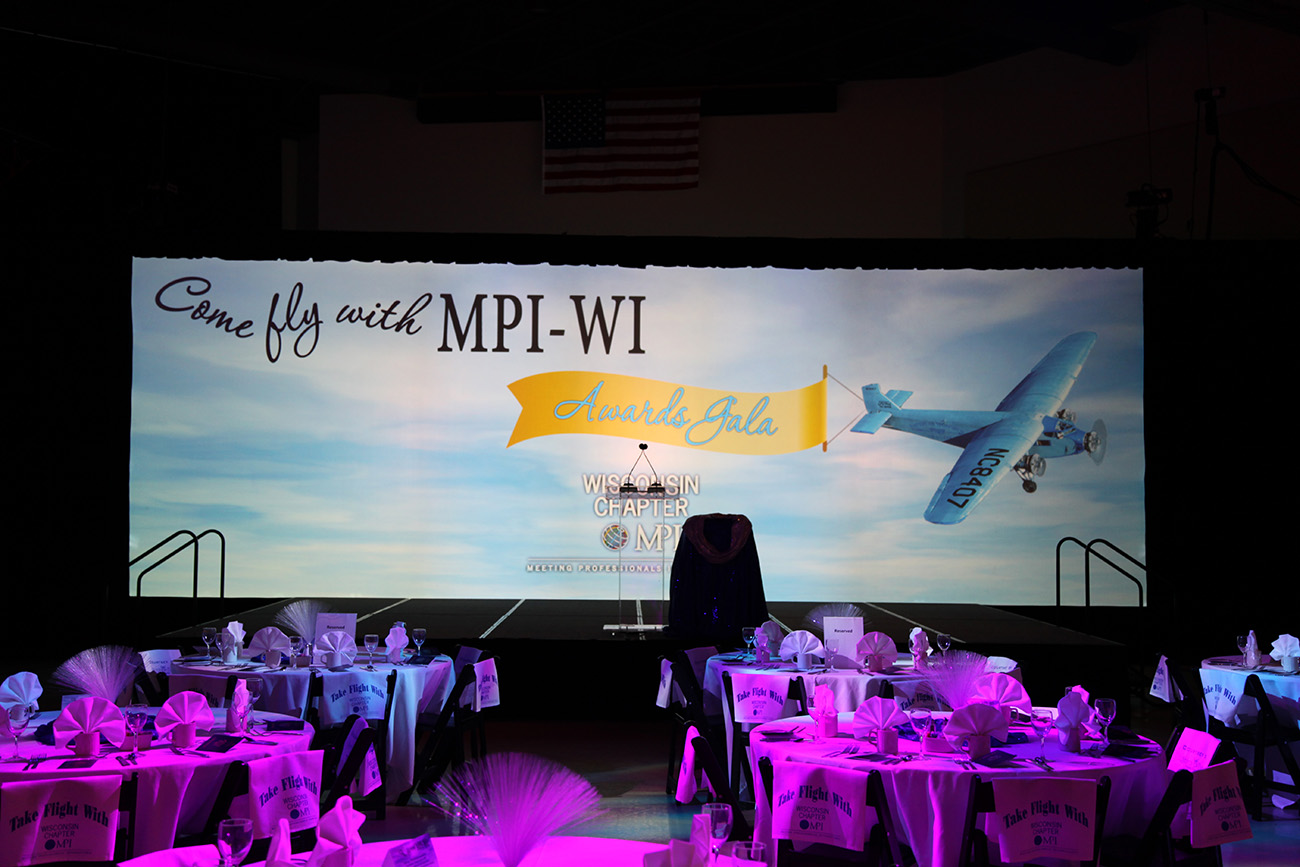 2012 Awards Gala | Come Fly with MPI-WI, Meeting Professionals International - MPI