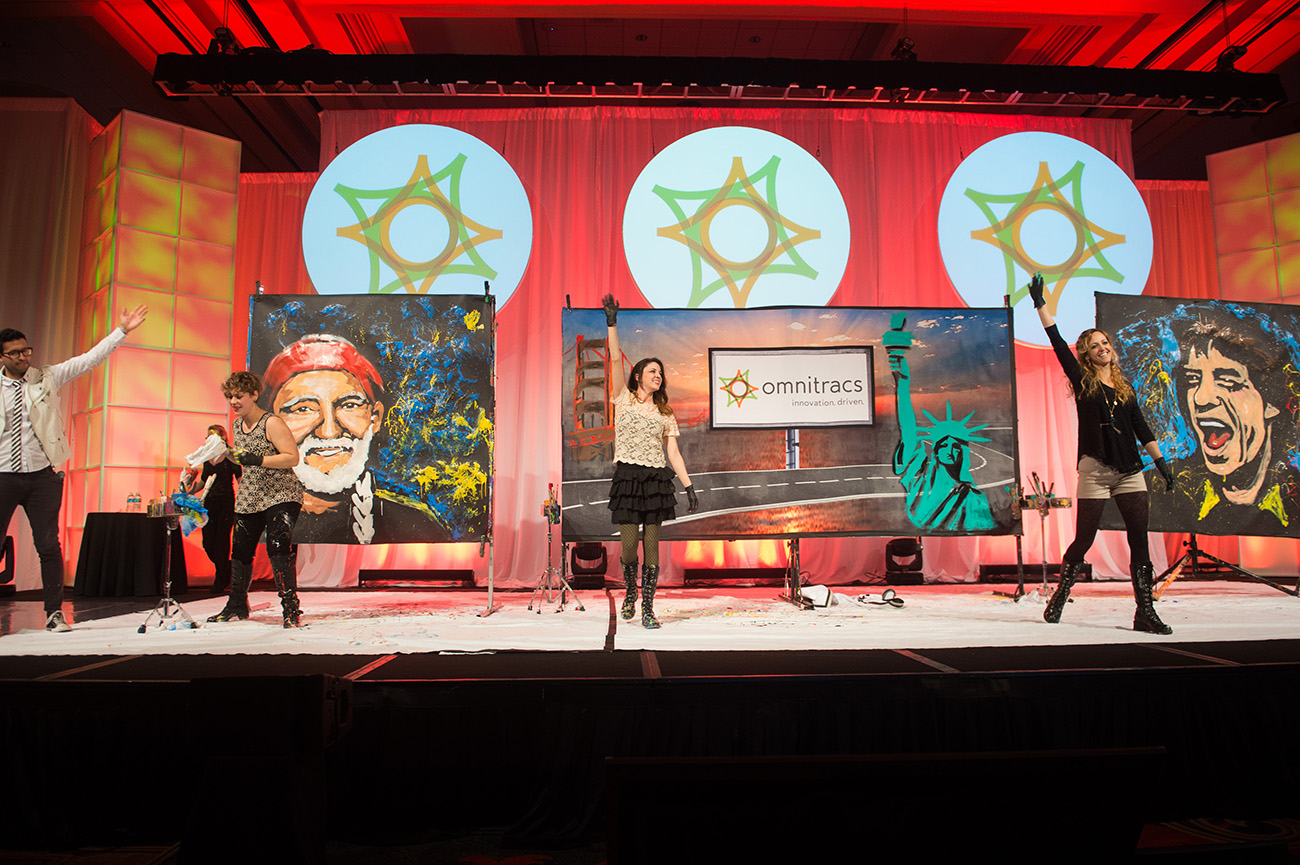 2016 Users Conference   Innovation Delivers, Omnitracs