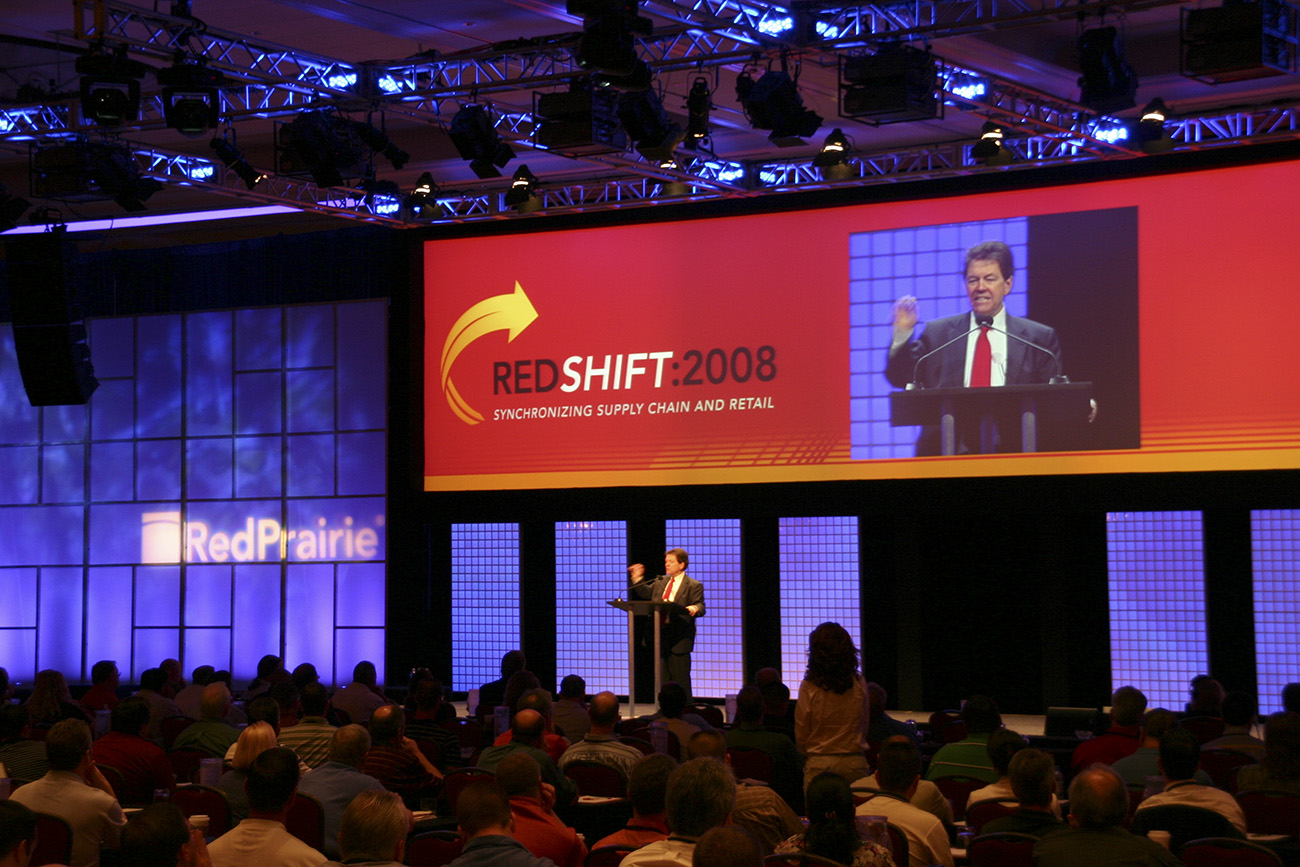 2008 Conference | Synchronizing Supply Chain & Retail, RedPrairie