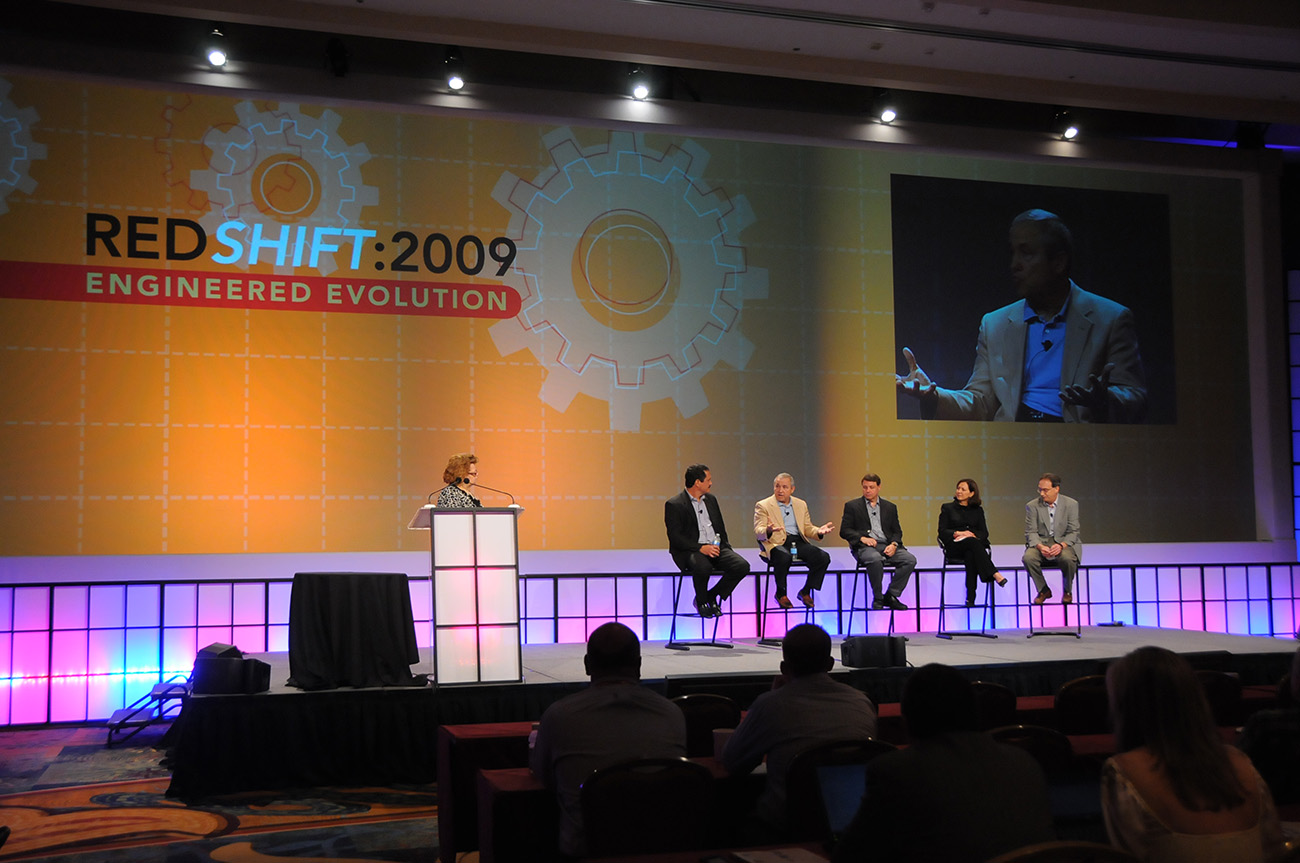 2009 Users Conference | RedShift, RedPrairie