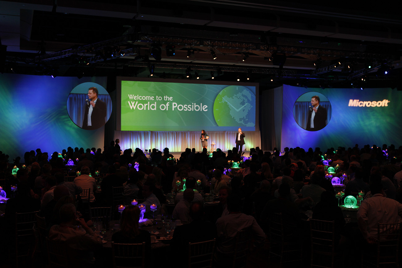 2011 Users Conference | World Of Possible, RedPrairie